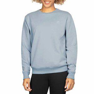 Fila Womens Light Blue Crewneck with Pockets